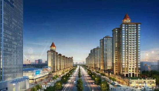 南粤现代城