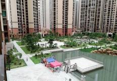 油城十路恒福尚城低层东南向3房2厅毛坯望花园售139万