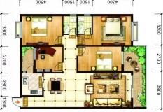 宝和雅苑 4室 2厅 2卫