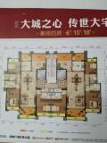 东汇名雅城差价最少的房 4室 2厅 2卫